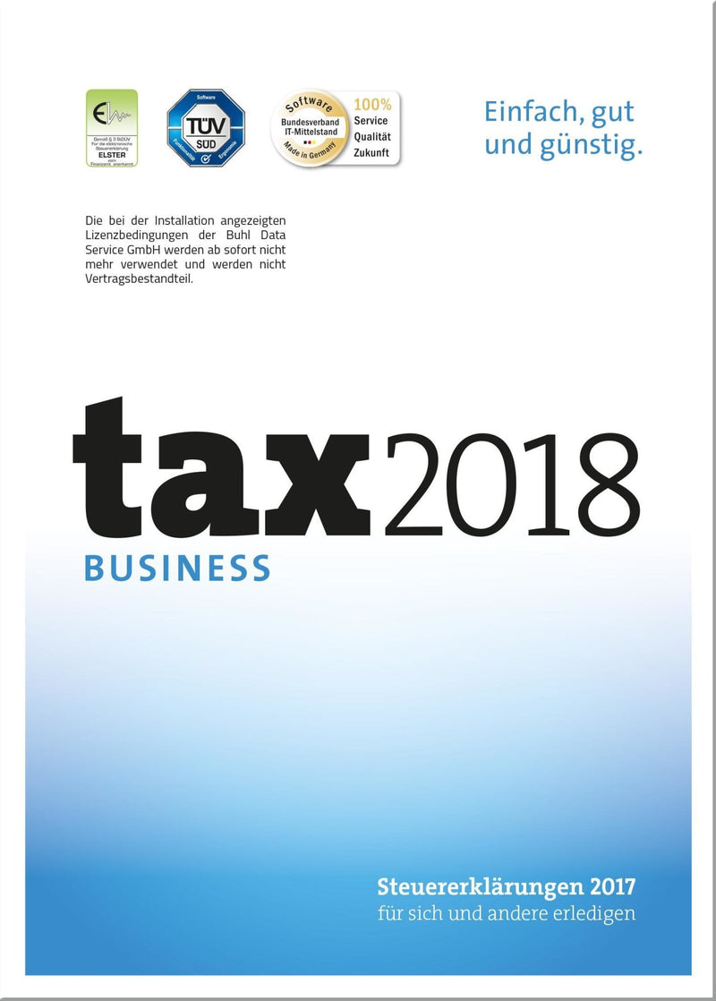 tax 2018 Business ESD - Best4software