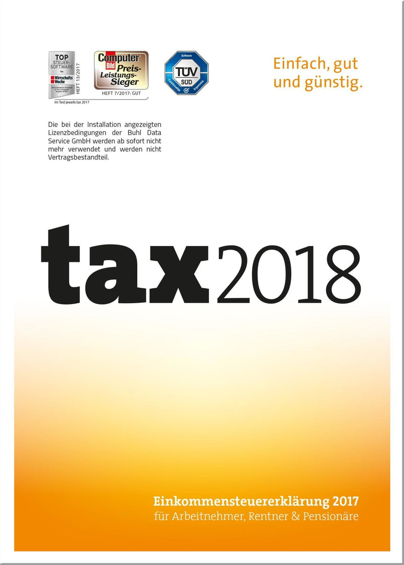 tax 2018 ESD - Best4software
