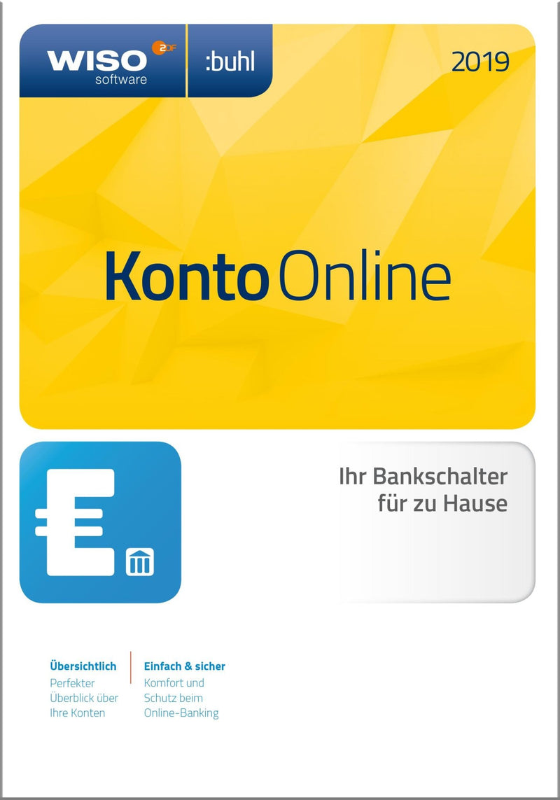 WISO Konto Online 2019 ESD - Best4software