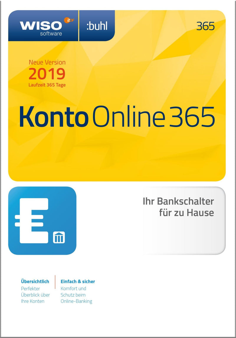 WISO Konto Online 365 ESD - Best4software