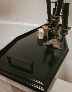 Vamp Manor Large Serving Board/Bath Caddy
