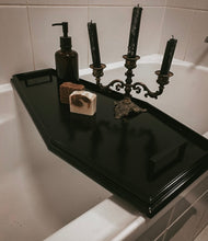 Load image into Gallery viewer, Vamp Manor Large Serving Board/Bath Caddy
