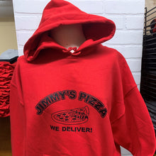Load image into Gallery viewer, Jimmy's Pizza Hoodie