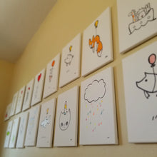 Load image into Gallery viewer, Love Bunny by Wendy Cho, Once Upon a Design