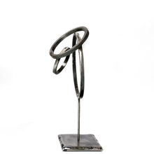 Load image into Gallery viewer, Abstract Metal Sculpture by Daniella Boerhof