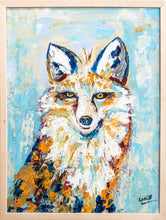 Load image into Gallery viewer, Fritz Fox by Lori Burke - SOLD