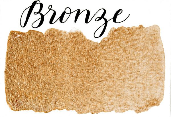 Stoneground - Bronze (Metallic Colour - Half Pan)