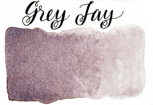 Stoneground - Grey Jay (Pearlescent Colour - Half Pan)
