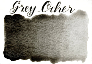 Stoneground - Grey Ocher (Earth Colour - Half Pan)