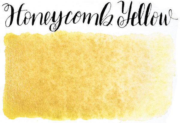 Stoneground - Sunny Yellow (Pearlescent Colour - Half Pan)