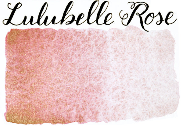 Stoneground - Lulubelle Rose (Pearlescent Colour - Half Pan)