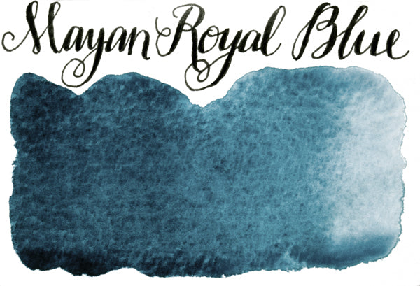 Stoneground - Mayan Royal Blue (Earth Colour - Half Pan)
