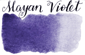 Stoneground - Mayan Violet (Earth Colour - Half Pan)