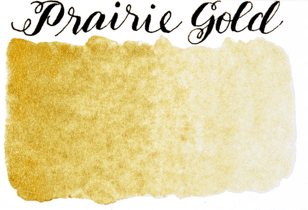 Stoneground - Prairie Gold (Pearlescent Colour - Half Pan)