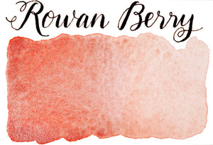 Stoneground - Rowan Berry (Pearlescent Colour - Half Pan)