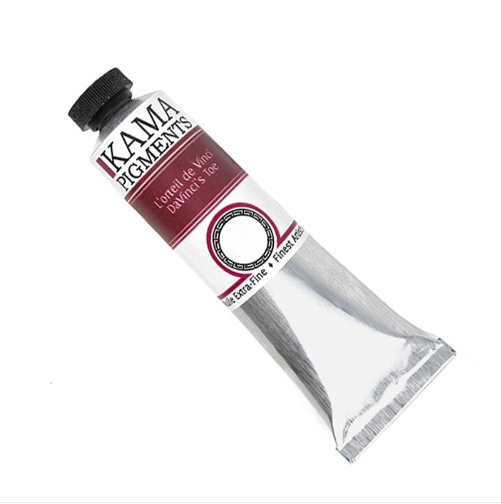 Kama DaVinci's Toe Oil paint