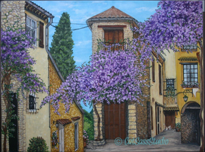 Provence, France by Darlene Mann
