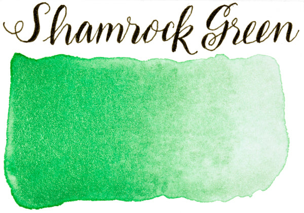 Stoneground - Shamrock Green (Pearlescent Colour - Half Pan)
