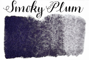 Stoneground - Smoky Plum  (Pearlescent Colour - Half Pan)