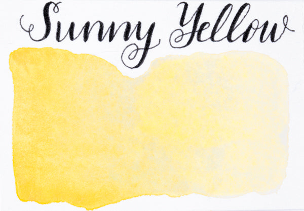 Stoneground - Sunny Yellow (Pearlescent - Half Pan)