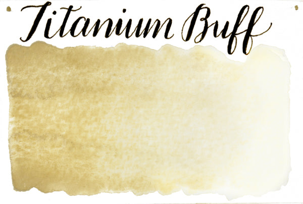 Stoneground - Titanium Buff (Earth Colour - Half Pan)