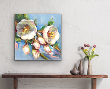 Load image into Gallery viewer, Spring in the Orchard by Florica Laslau - SOLD