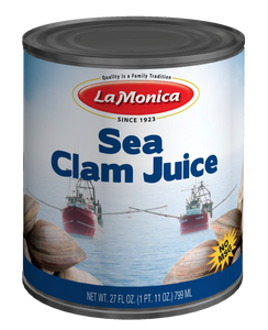 LaMonica Sea Clam Juice 27 oz