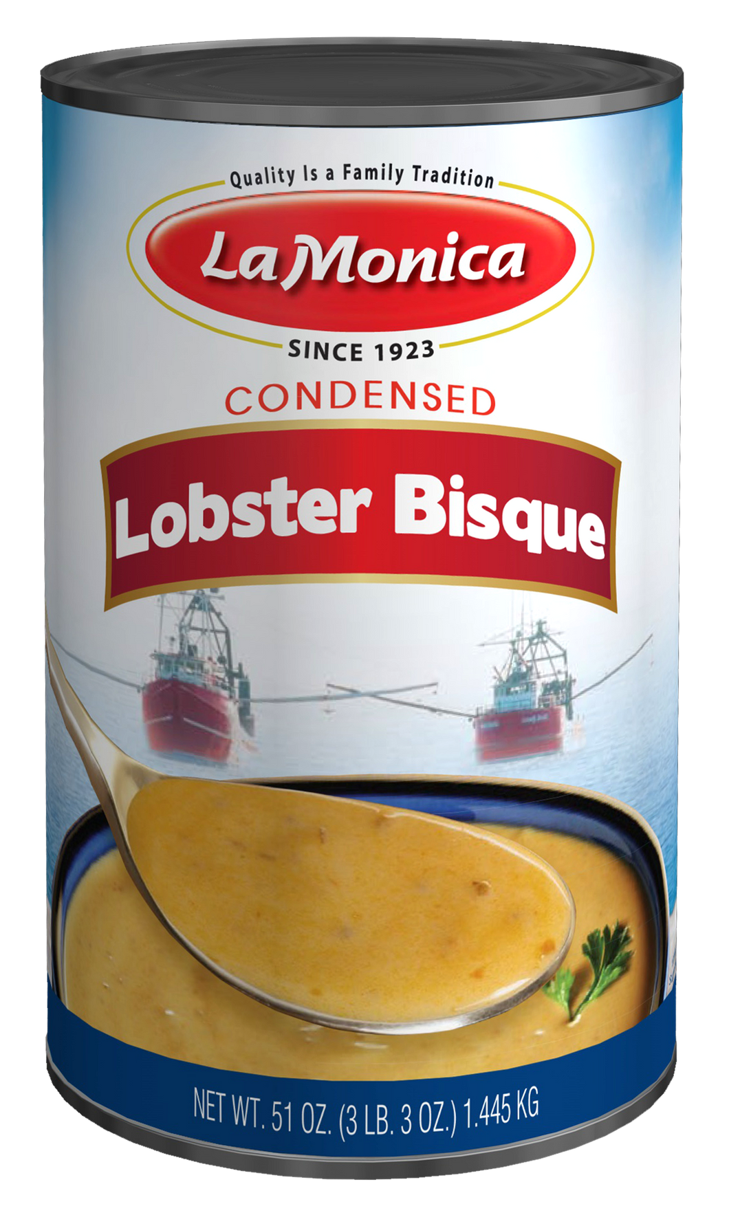 LaMonica Lobster Bisque 51 oz