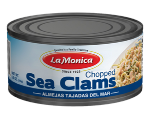 LaMonica Chopped Sea Clams 6.5 oz