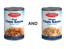 Load image into Gallery viewer, Variety Pack - Red and White Clam Sauce