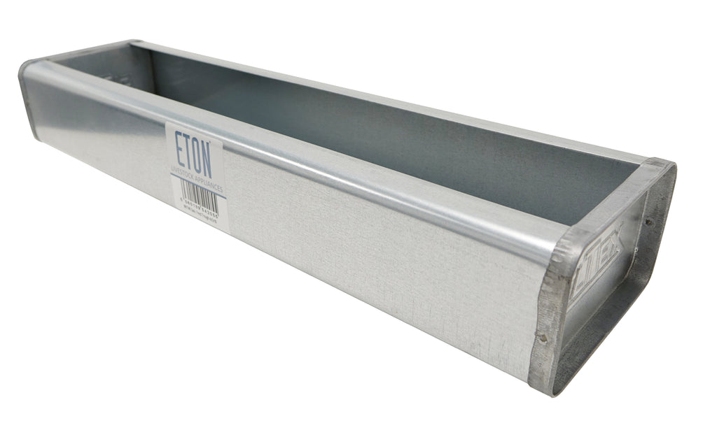 Eton Galvanised Feed Trough