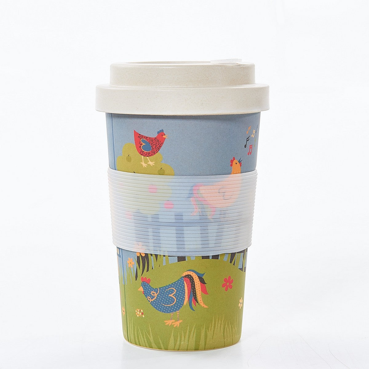 Bamboo Chicken Travel Cup