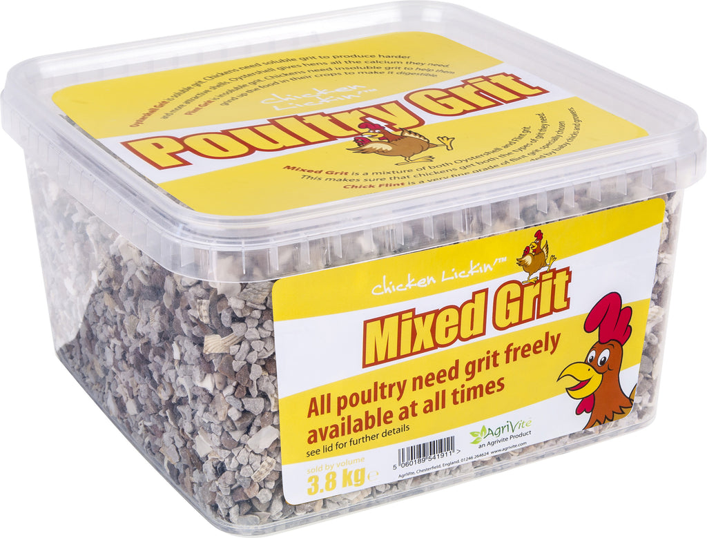 AgriVite Mixed Poultry Grit
