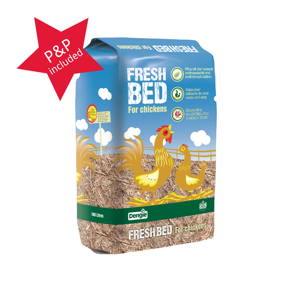 Dengie Fresh Bed - 100ltr