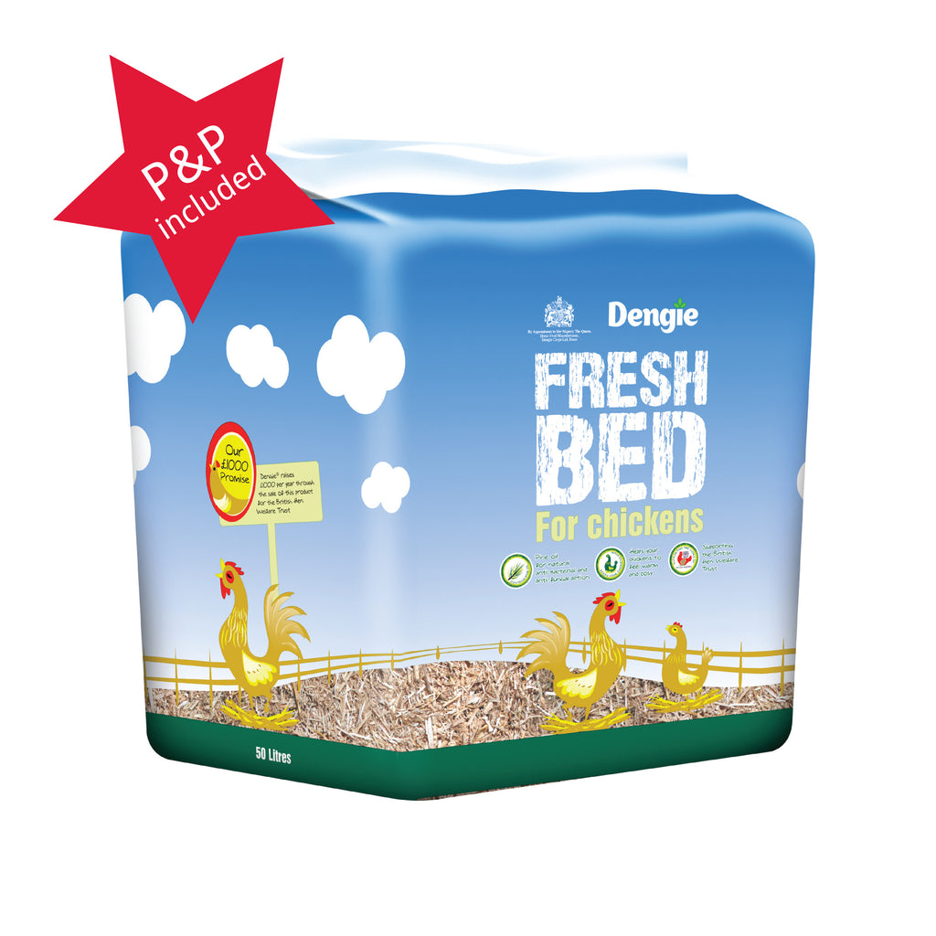 Dengie Fresh Bed - 50ltr
