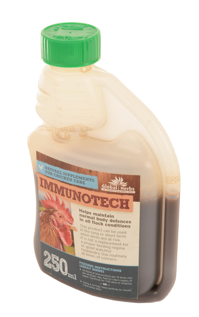 Global Herbs ImmunoTech 250ml