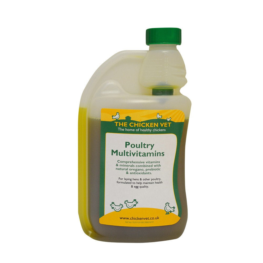 Chicken Vet Multivitamins - 450ml