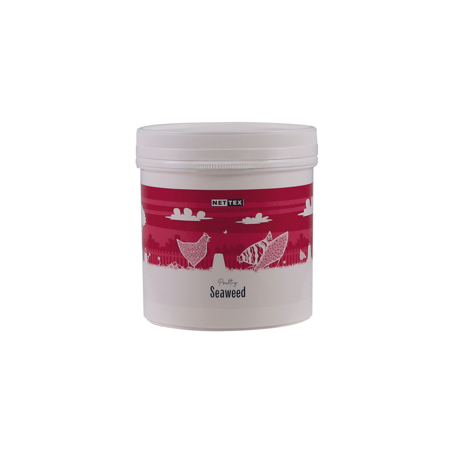 Nettex Poultry Seaweed 400g