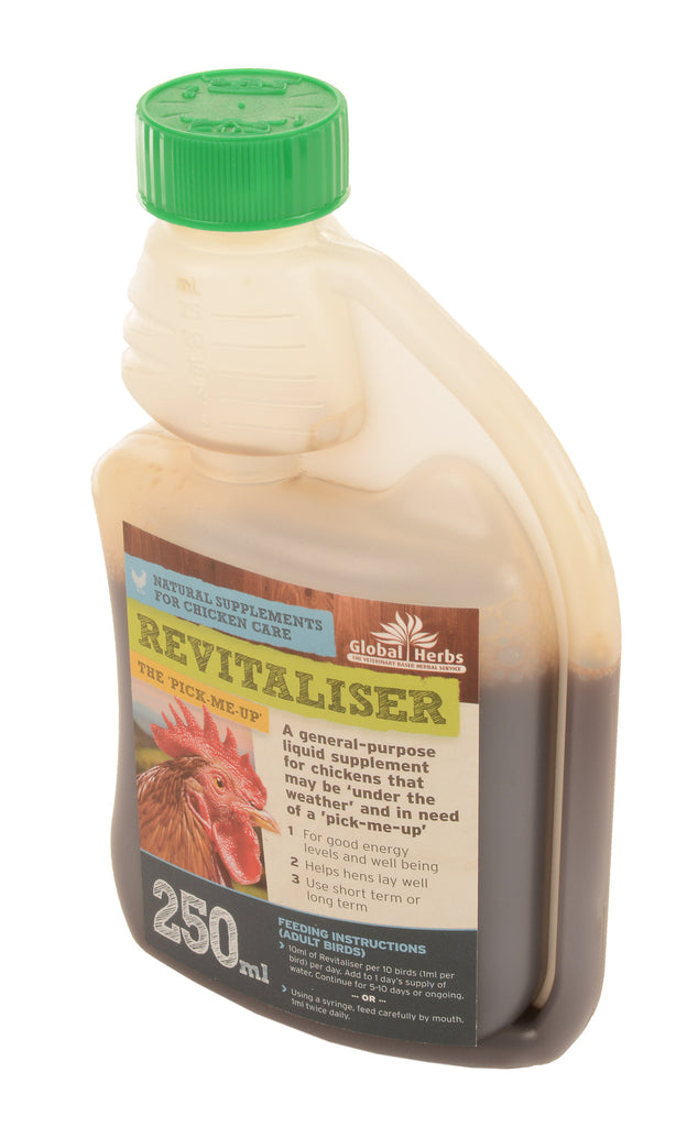 Global Herbs Revitaliser 250ml