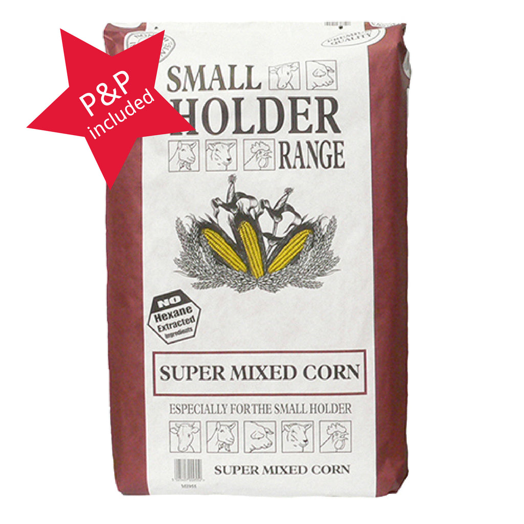 Super Mixed Corn - postage included