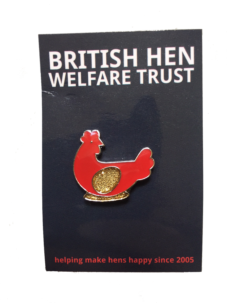 BHWT Pin Badge