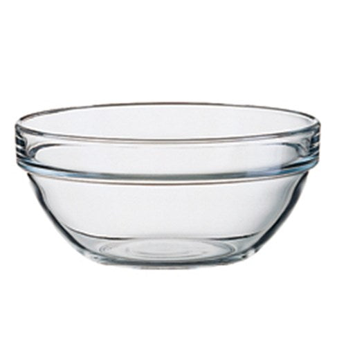 Mini Glass Mixing Bowls (6cm or 7.5cm/6 Pack)