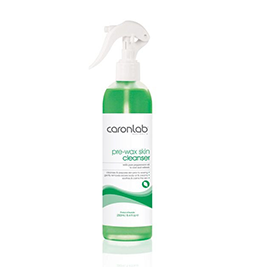 Caronlab Pre Wax Skin Cleanser with Mist Spray 250ml