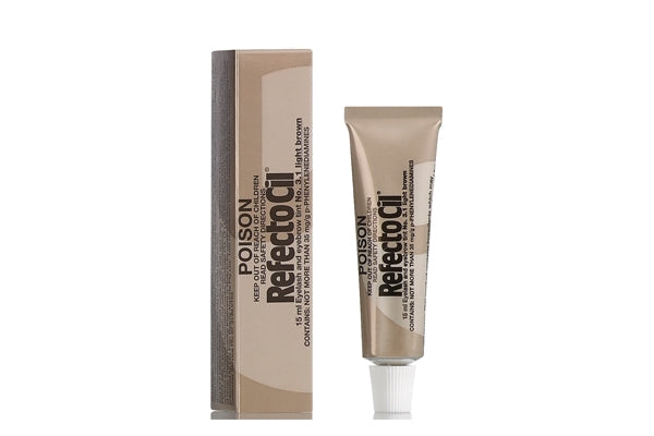 RefectoCil Lash and Eyebrow Tint – R3.1 Light Brown