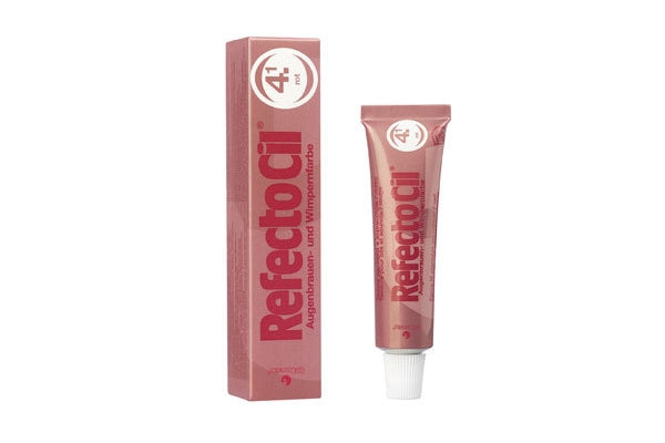 RefectoCil Lash and Eyebrow Tint – 4.1 Red