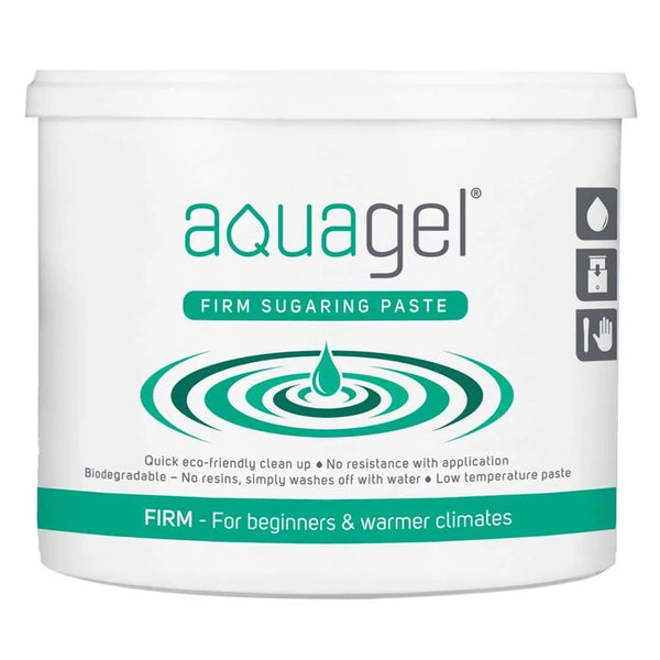 Caronlab Aquagel Firm Sugaring Paste 600g