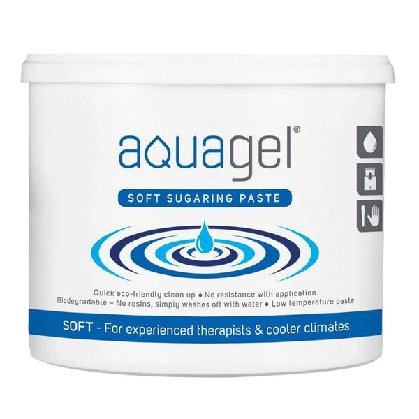 Caronlab Aquagel Soft Sugaring Paste 600g