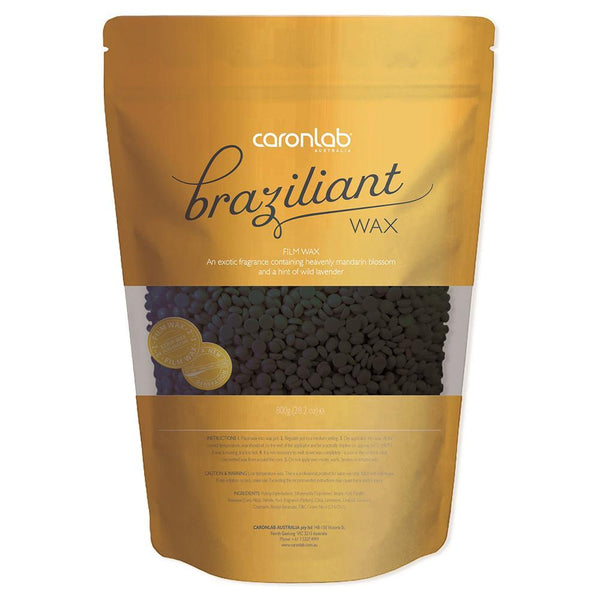 Caronlab Brazilliant Film Hard Wax Beads (800g)