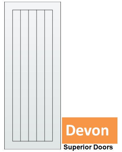 Devon - Steel Insert EPS Solid Core