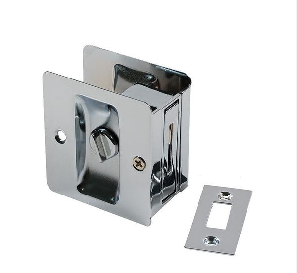 P685 - Bathroom Privacy Cavity Slider Handle